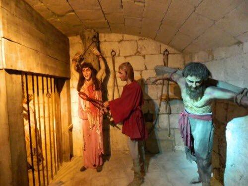 Музей пыток в городе Мдина