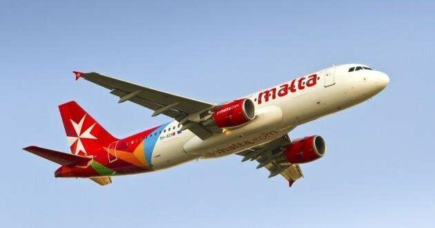 Авиакомпания Эйр Мальта